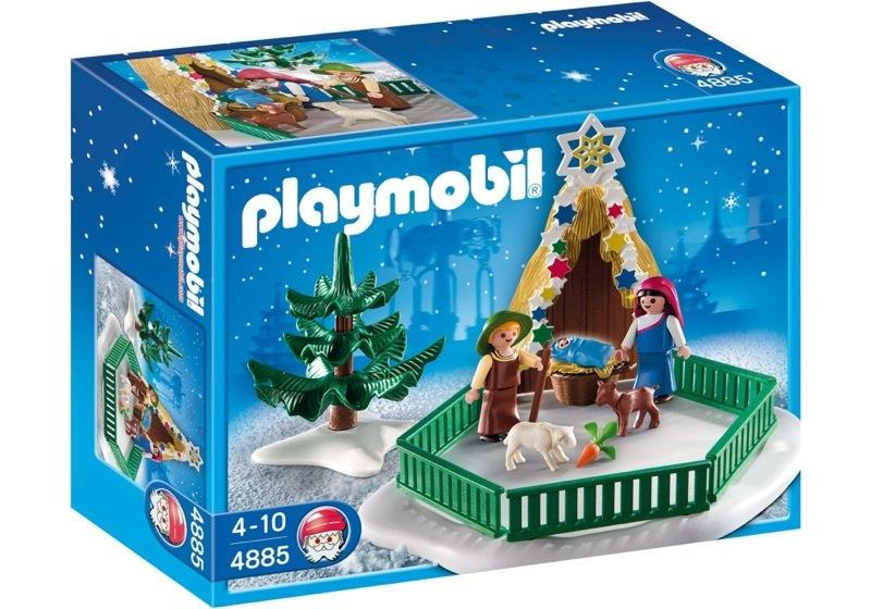 Playmobil 4885 - Nativity Scene - Box