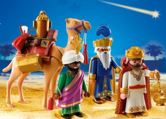 Playmobil - 4886 - Three Wise Kings
