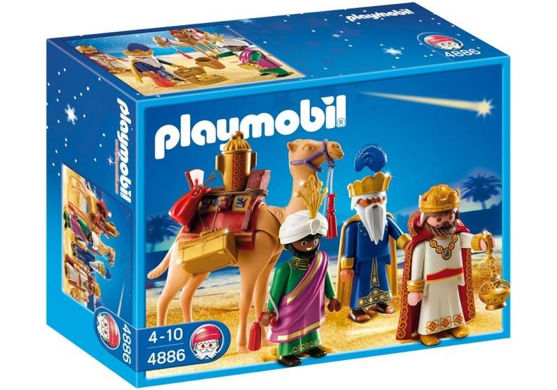 Playmobil 4886 - Three Wise Kings - Box