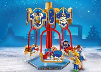 Playmobil - 4888 - Sled Carousel