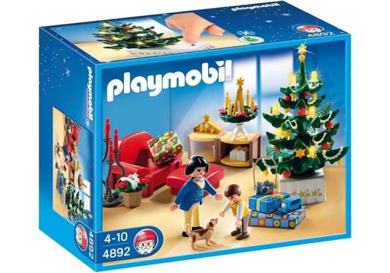 Playmobil 4892 - Christmas Room - Boîte
