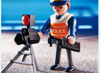 Playmobil - 4900 - Radar Control