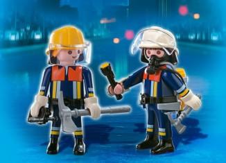 Playmobil - 4914 - Fire Rescue Squad