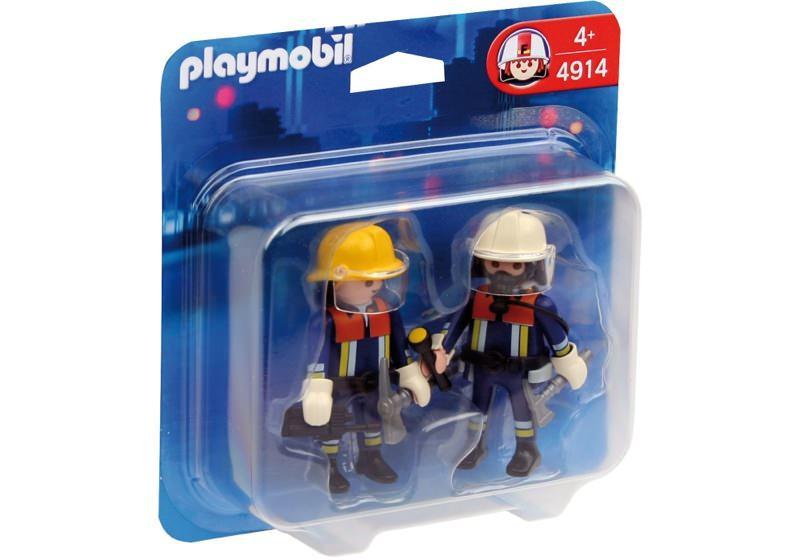 Playmobil 4914 - Fire Rescue Squad - Box