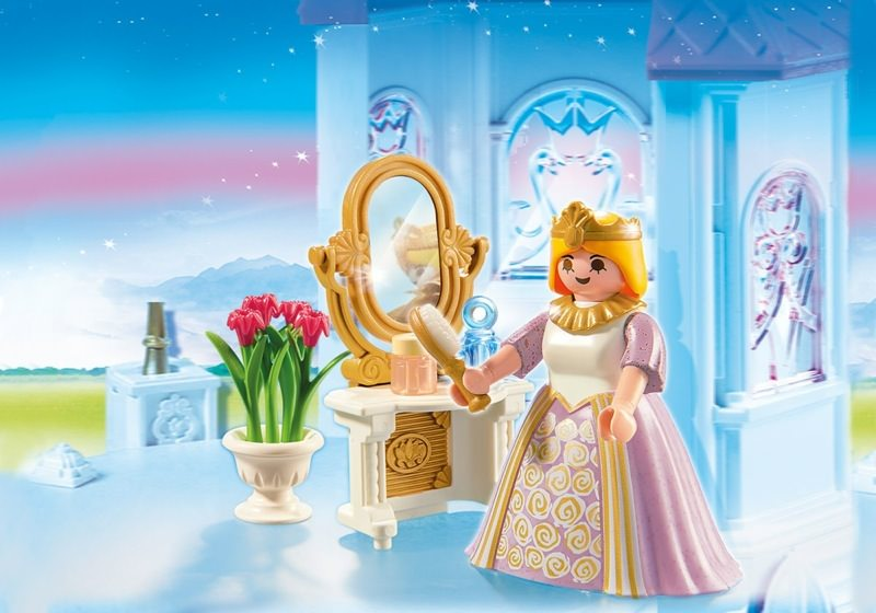 Playmobil Set 4940 Princess With Mirror Klickypedia