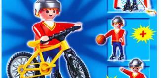 Playmobil - 4948 - Multisport-Boy