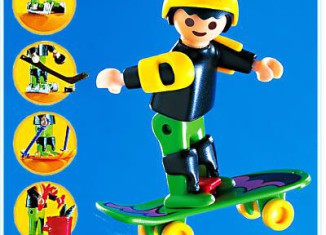 Playmobil - 4998 - Multi-Sport Boy