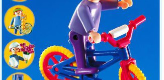 Playmobil - 4999 - Multi-Sport Girl
