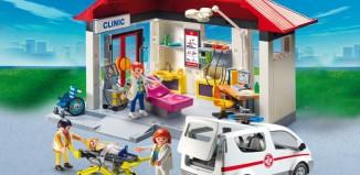 Playmobil - 5012 - Medical Clinic