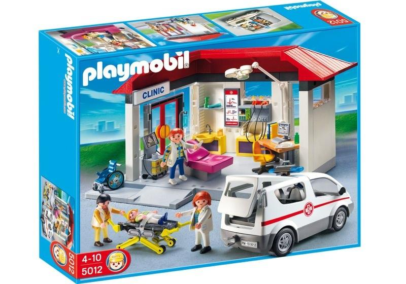 Playmobil Set 5012 Medical Clinic Klickypedia