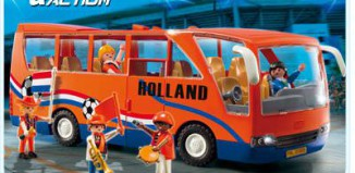 Playmobil - 5025-net - Holland Supporters Bus
