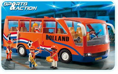 Klickypedia Holland Bus Playmobil Set5025 Supporters Net toQdrCshBx
