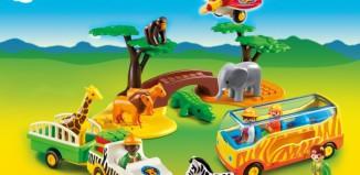 Playmobil - 5047 - Große Afrika-Safari