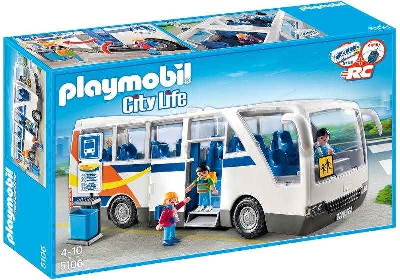 Playmobil 5106 - City Coach - Box