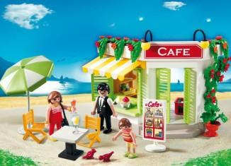 Playmobil - 5129 - Harbour Café
