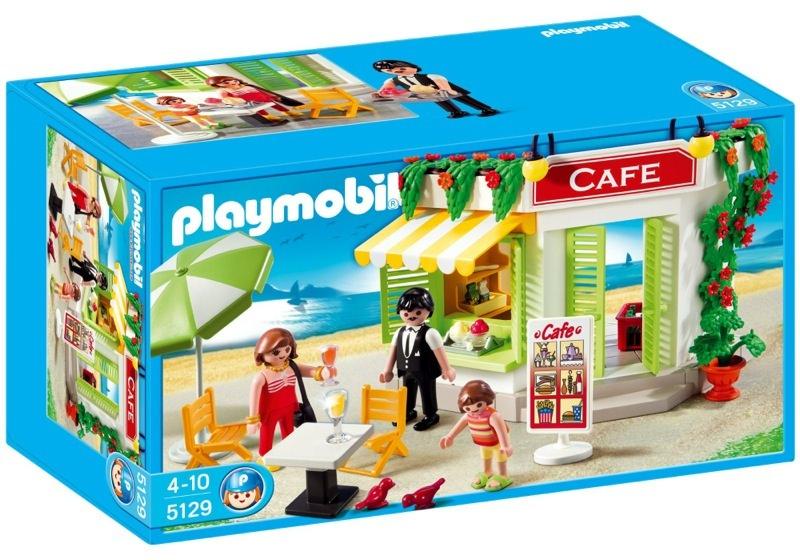 Playmobil 5129 - Harbour Café - Box