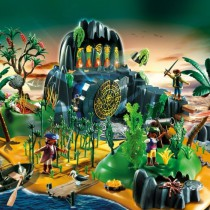 Playmobil - Question about the quicksand