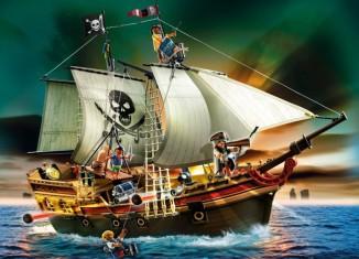 Playmobil - 5135 - pirate prize ship