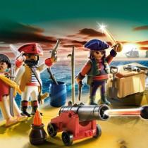 Playmobil - Color de los barriles