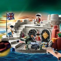 Playmobil - Escasez de fortalezas militares