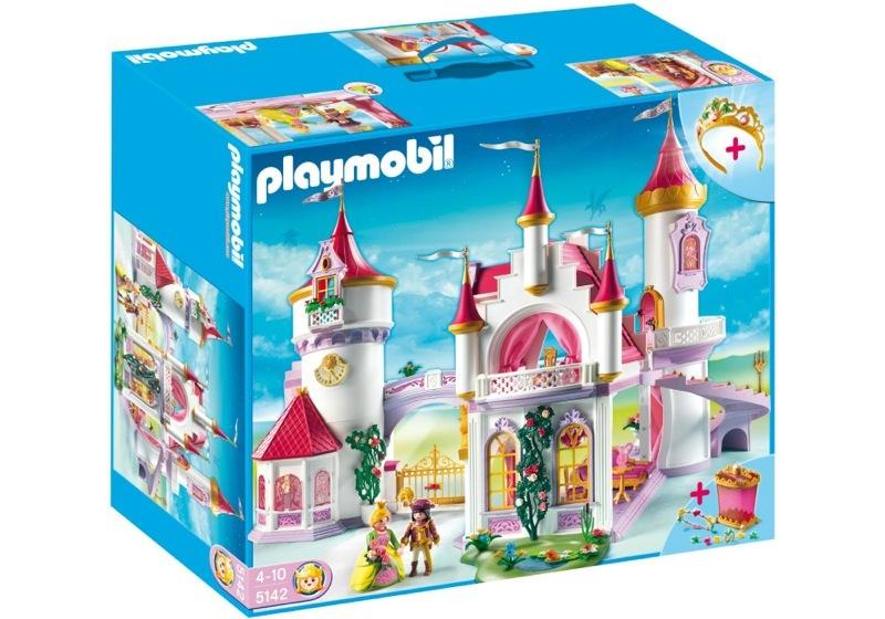 Playmobil 5142 - Princess Fantasy Castle - Box