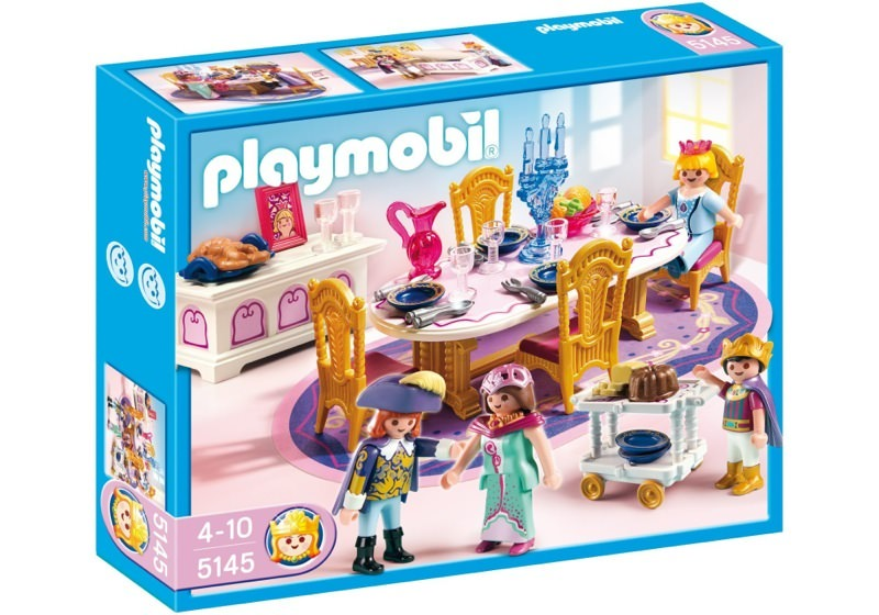 playmobil set 5145 royal banquet klickypedia