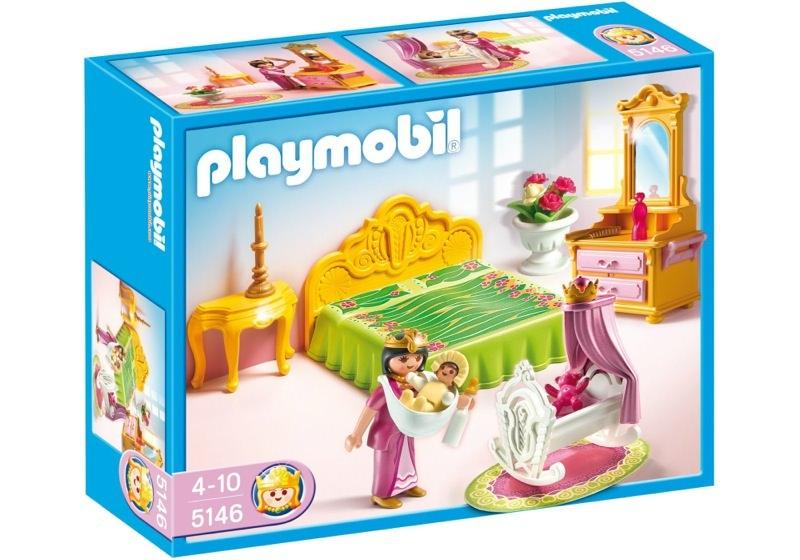 Playmobil 5146 - Royal Nursery - Box