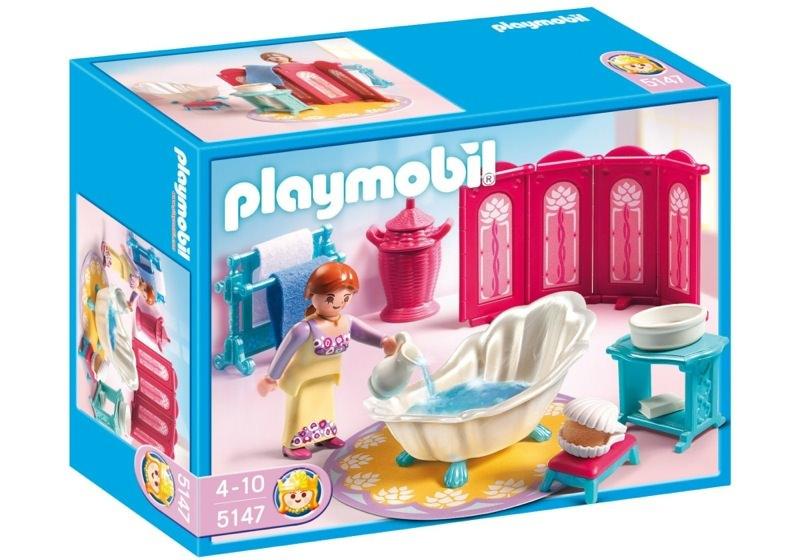 Playmobil 5147 - Royal Bath - Box