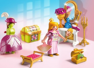 Playmobil - 5148 - Royal Dressing Room
