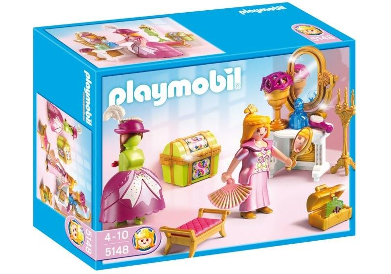 Playmobil 5148 - Royal Dressing Room - Box