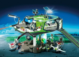 Playmobil - 5149 - E-Rangers` Headquarters