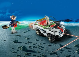 Playmobil - 5151 - Explorer with Laser Cannon