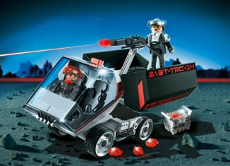 Playmobil - 5154 - Darksters Truck with Laser Cannon