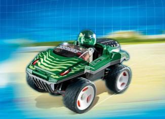 Playmobil - 5160 - Click & Go Snake Racer