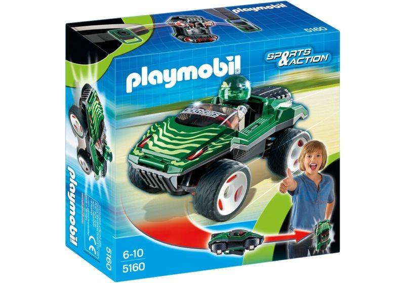 Playmobil 5160 - Click & Go Snake Racer - Box