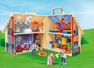 Playmobil - 5167 - Take Along Modern Doll House