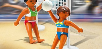 Playmobil - 5188 - Beach Volleyball with Net