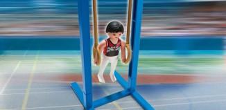 Playmobil - 5189 - Gymnast on Rings