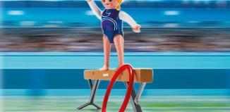 Playmobil - 5190 - Gymnast on Balance Beam