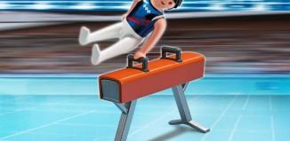 Playmobil - 5192 - Gymnast on Pommel Horse
