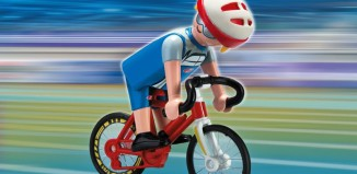 Playmobil - 5193 - Cyclist