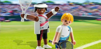 Playmobil - 5196 - 2 Tennis Players