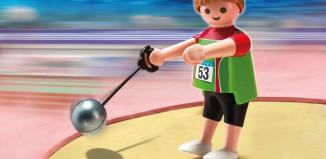 Playmobil - 5200 - Hammer Thrower