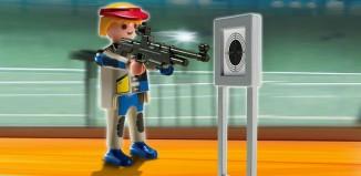 Playmobil - 5202 - Target Shooter