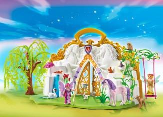 Playmobil - 5208 - Take-Along Unicorn Fairy Land