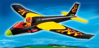 Playmobil - 5215 - Fire Flyer