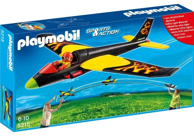 Playmobil 5215 - Fire Flyer - Box