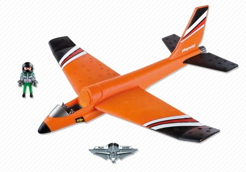 Playmobil 5216 - Stream Glider - Back