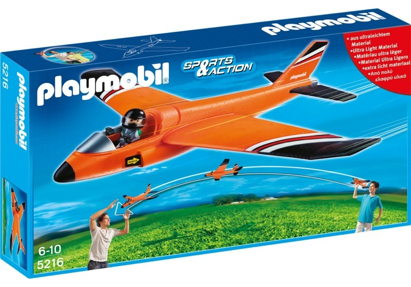 Playmobil 5216 - Stream Glider - Box