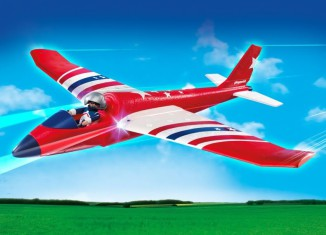 Playmobil - 5218 - Red Star Flyer